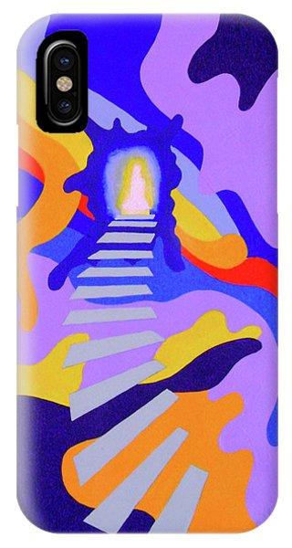 iPhone Case - Eternity by Arides Pichardo