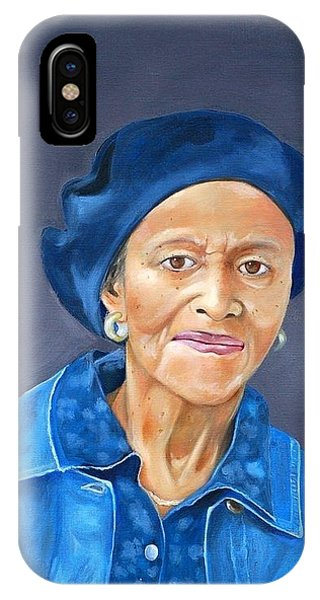 Ethel Pearl IPhone Case