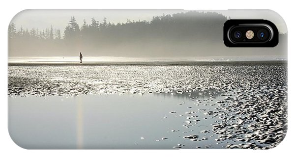 Ethereal Reflection IPhone Case