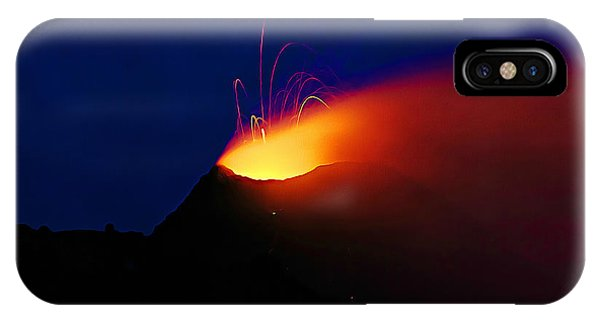 Etna IPhone Case