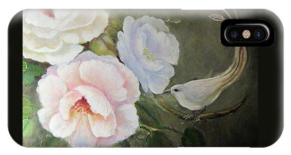 Etre Fleur  IPhone Case