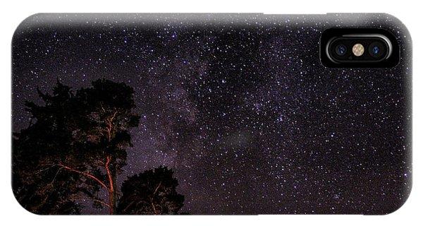 Eucalyptus Galaxy IPhone Case