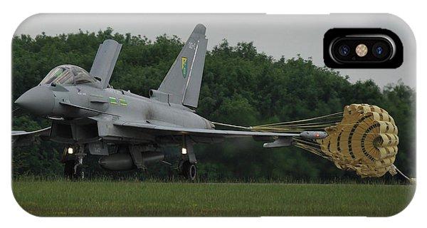 Eurofighter Typhoon Fgr4 IPhone Case