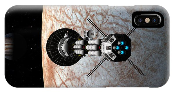Europa Insertion IPhone Case