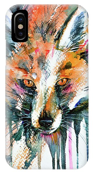 European Red Fox IPhone Case