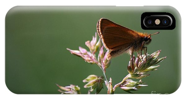 European Skipper IPhone Case