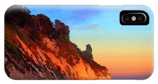 Evening At Arroyo Burro IPhone Case