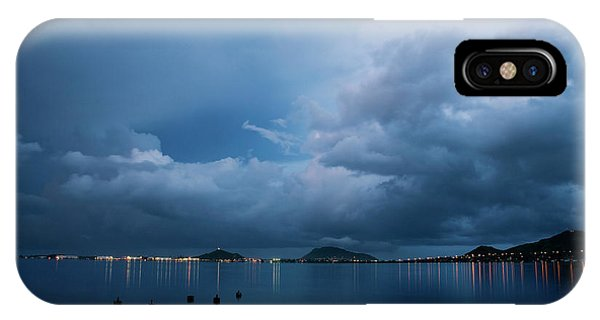 Evening At Kaneohe Bay IPhone Case