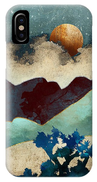 Landscape iPhone Case - Evening Calm by Spacefrog Designs