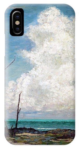 Evening Cloud IPhone Case