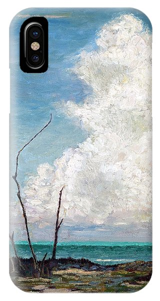 Evening Cloud IPhone Case