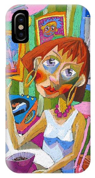 Pastel iPhone Case - Evening Dream by Yuriy Shevchuk
