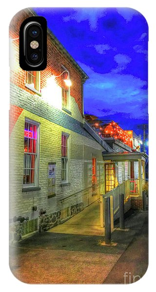 iPhone Case - Evening In Bel Air by Debbi Granruth