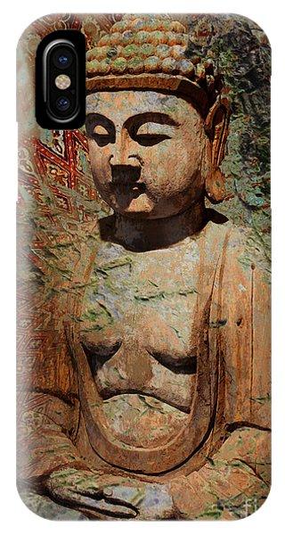 Evening Meditation IPhone Case