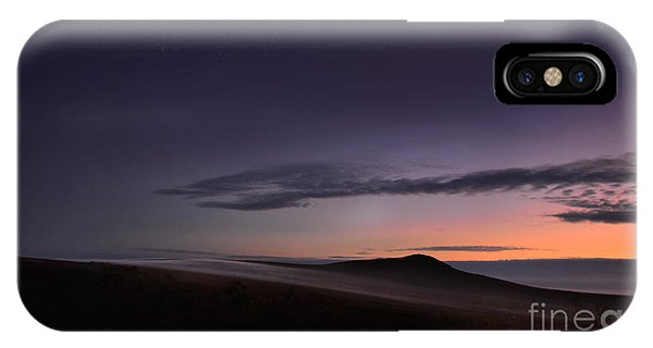 Evening Mist Rising On The Cronk IPhone Case