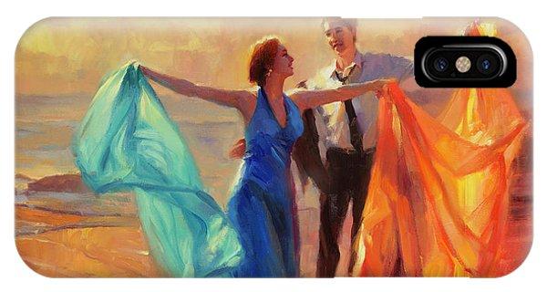 Romantic iPhone Case - Evening Waltz by Steve Henderson
