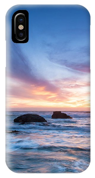 Evening Waves IPhone Case