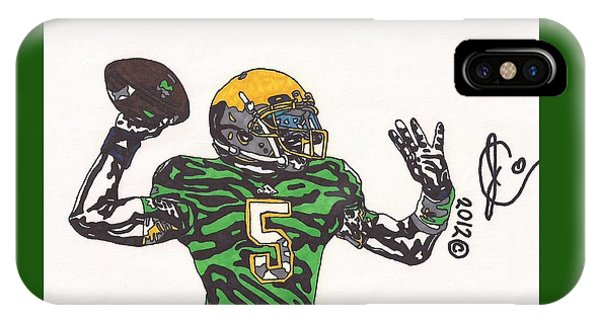 Everett Golson 1 IPhone Case