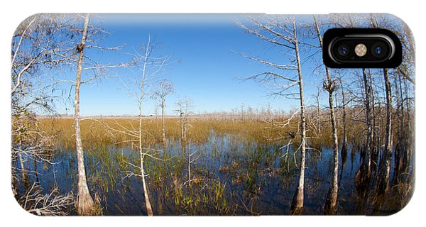 Everglades 85 IPhone Case
