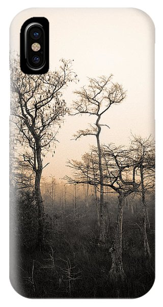 Everglades Cypress Stand IPhone Case