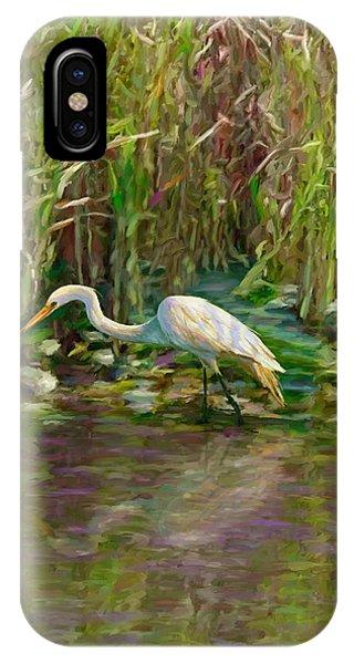 Everglades Hunter IPhone Case