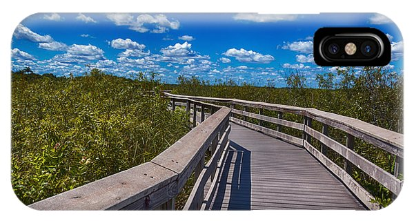 Everglades Trail IPhone Case