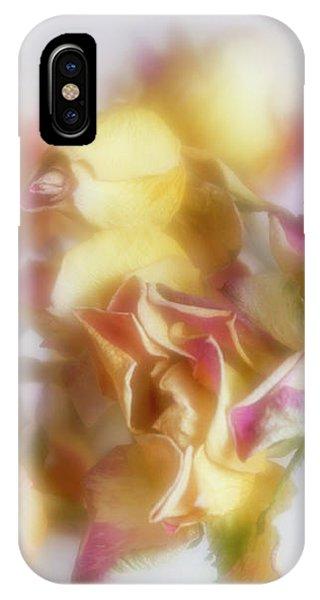 Everlasting Rose Buds IPhone Case