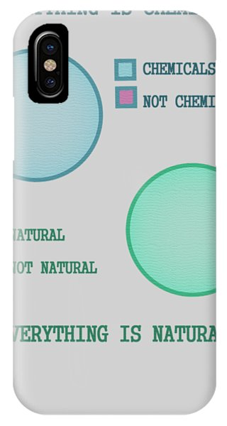 Everything Is IPhone Case