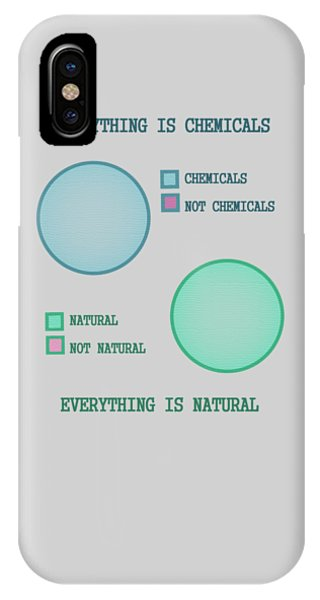 IPhone Case featuring the digital art Everything Is by Ivana Westin