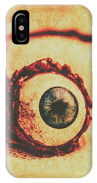 Anatomy iPhone Case - Evil Eye by Jorgo Photography - Wall Art Gallery