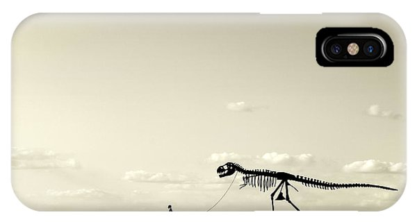 Evolution IPhone Case