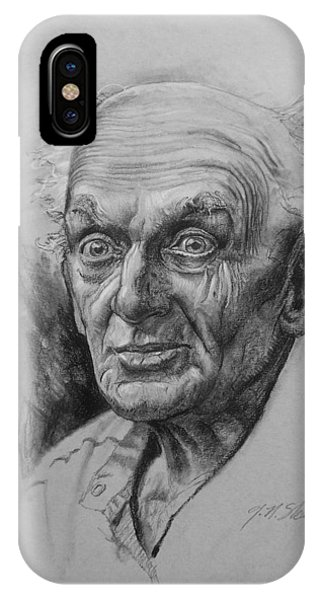 Excited Man IPhone Case