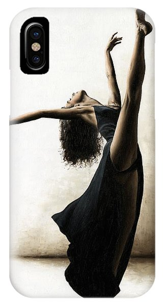 Reach iPhone Case - Exclusivity by Richard Young