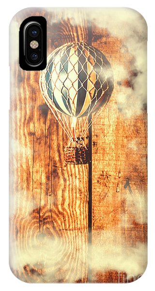 Hot Air Balloons iPhone Case - Exhibit In Adventure by Jorgo Photography - Wall Art Gallery
