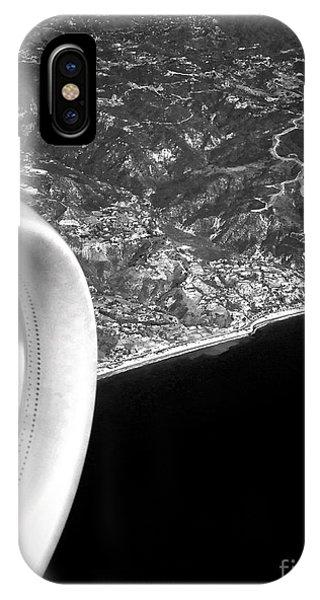 Exit Row - Window Seat IPhone Case