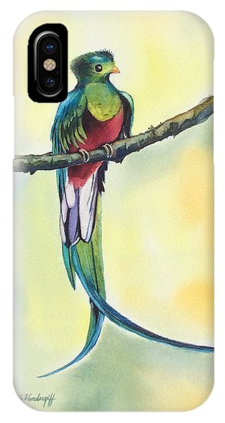Exotic Bird IPhone Case