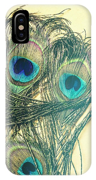 Peafowl iPhone Case - Exotic Eye Of The Peacock by Jorgo Photography - Wall Art Gallery