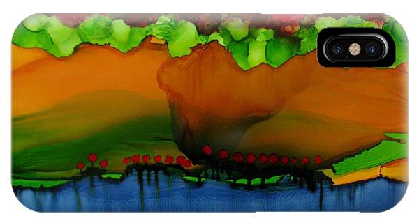 Exotic Landscape # 36 IPhone Case
