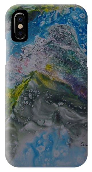 Exotic Landscape # 76 IPhone Case
