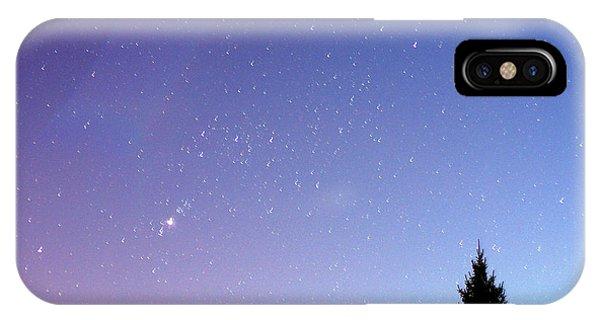Expanding Sky IPhone Case