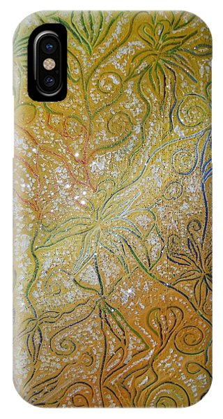 iPhone Case - Expansion by Joanna Pilatowicz