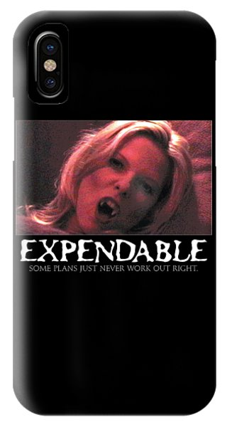 Expendable 1 IPhone Case