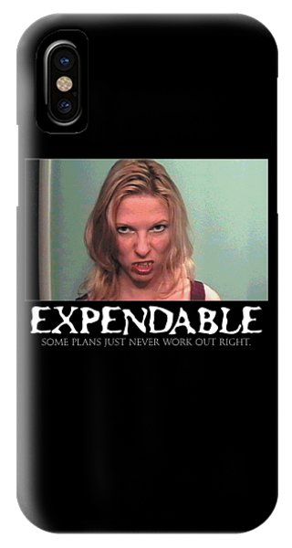 Expendable 10 IPhone Case