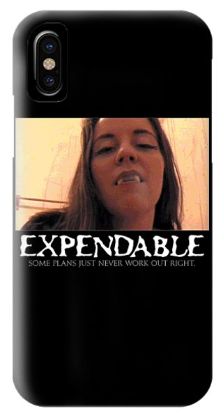Expendable 13 IPhone Case
