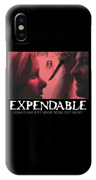 Expendable 9 IPhone Case