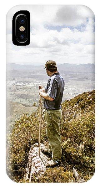 Explore Tasmania IPhone Case