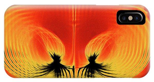 Explosive Eruption IPhone Case