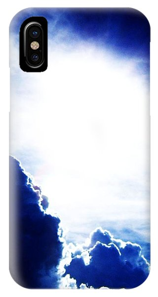 Expressing Light  IPhone Case