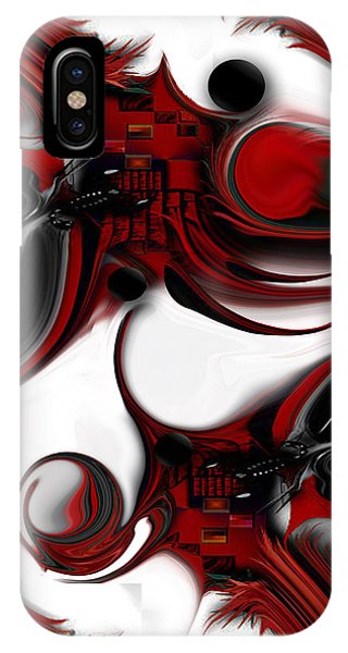 Expression And Creation IPhone Case