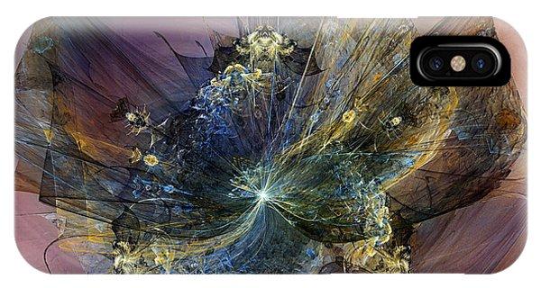 Luminous iPhone Case - Expression Of Joy by Karin Kuhlmann